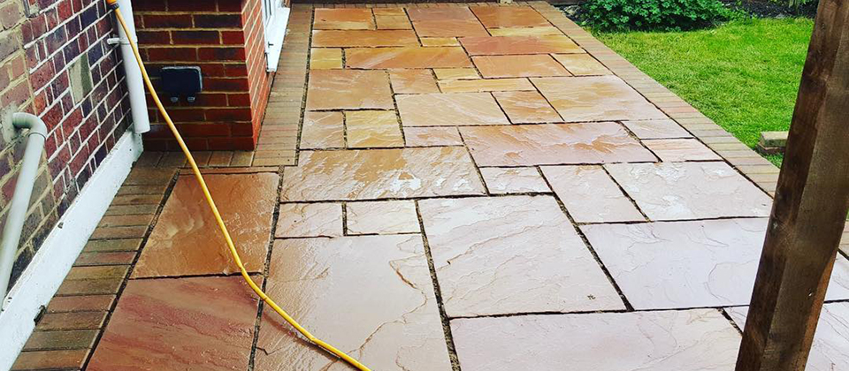 Paving Services Mitcham, Epsom, Merton, Morden and Wimbledon